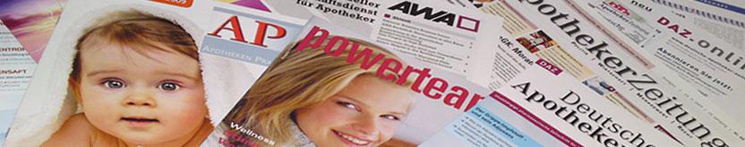 Presseberichte zur ApoRisk® | Neuigkeiten rund um das Unternehmen