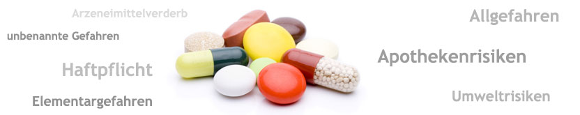 Apothekenversicherung PharmaRisk® FLEX | Checkliste, Apotheker, Apotheken, Versicherung, Apotheken-Versicherungen, Geschäftsversicherung für Apotheken